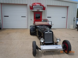 1927 Fabricated Roadster Dual Quad 250 Chevy 6 cylinder